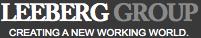 Leeberg Group Logo invers